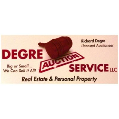 DEGRE AUCTION SERVICE LLC