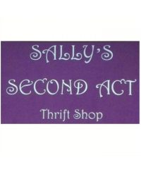 SALLY'S SECOND ACT THRIFT SHOP