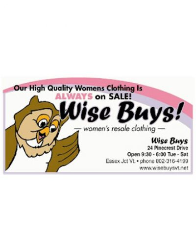 WISE BUYS -Women's Resale Clothing-