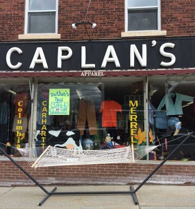 Caplan's Shoe, Apparel & Camping