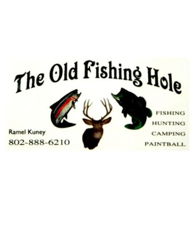 THE OLD FISHING HOLE